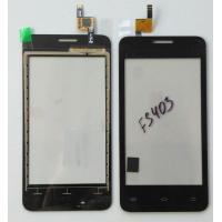 Сенсорный экран для FLY FS 403 Black