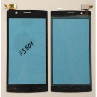 Сенсорный экран для FLY FS 501 Black