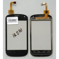 Сенсорный экран для FLY IQ270 Black
