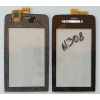 Сенсорный экран для NOKIA Asha 308/309/310 Black